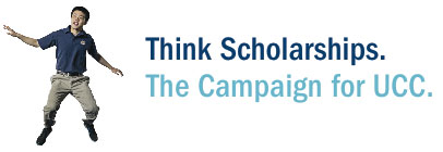 Think Ahead. Think Scholarships.